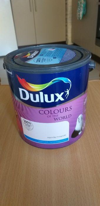 farby Dulux kwitnący migdałowiec i ogrody magnolii Świdnik - image 1