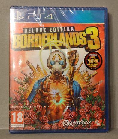 PlayStation 4! Borderlands 3 DELUXE EDITION! PS4 - Polecam