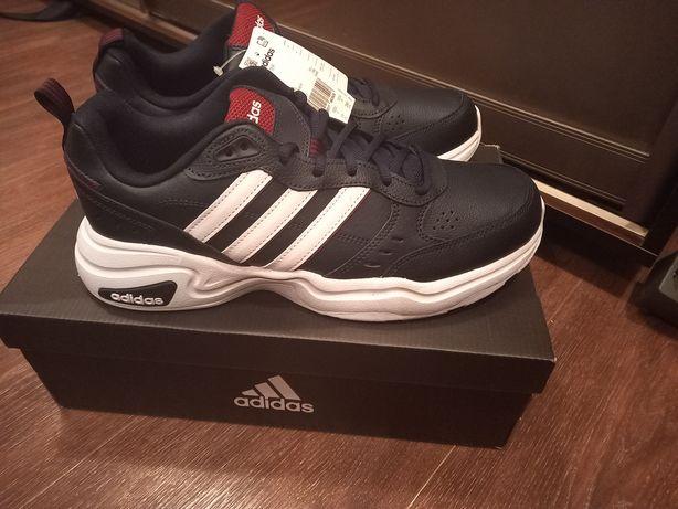 Мужские Кроссовки Адидас Adidas 29 см по стельке 45 размер кожаные