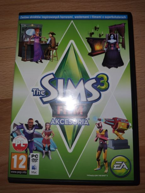 The Sims 3 Film Akcesoria