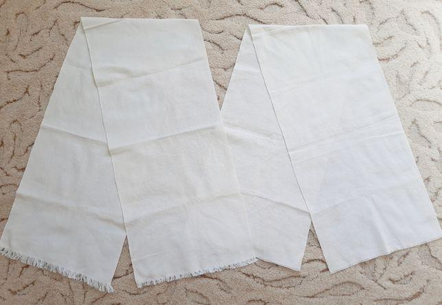 Тканина для вишивання рушника 2 шт
