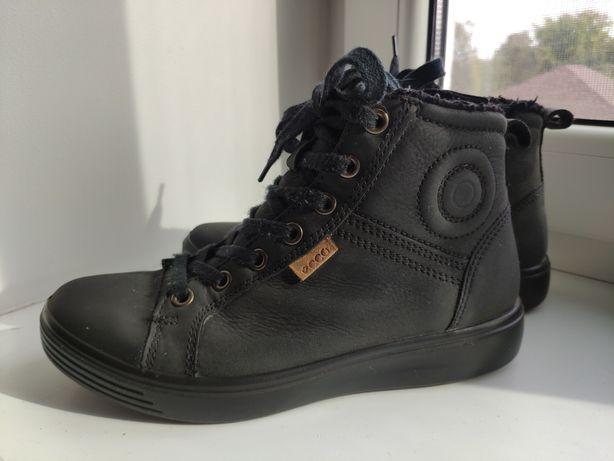 Ботинки ECCO 34 в отличном состоянии