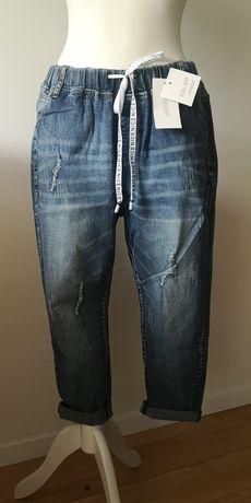 Spodnie_marchewki roz. XL