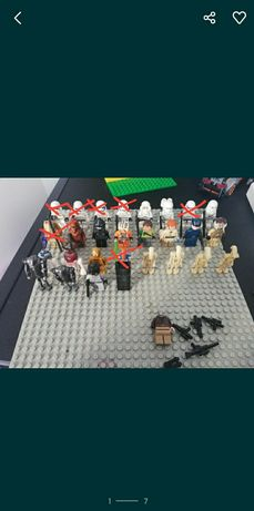 Star Wars figurki Lego