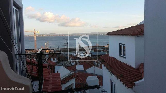 T1 Remodelado em Lisboa (Alfama)