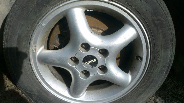 Продам диски литые 5x110, R15 Opel, Saab, VW