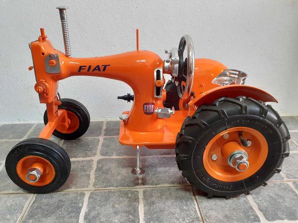 Trator maquina de costura Fiat