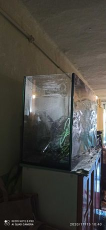 Akwarium 150 z akcesoriami