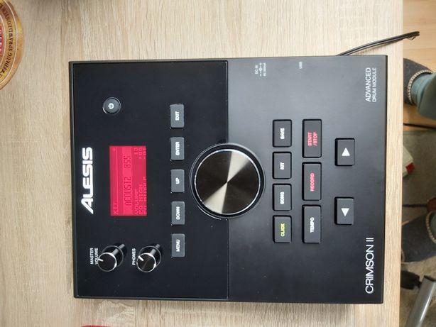 Perkusja elektroniczna Alesis Crimson 2 moduł perkusyjny