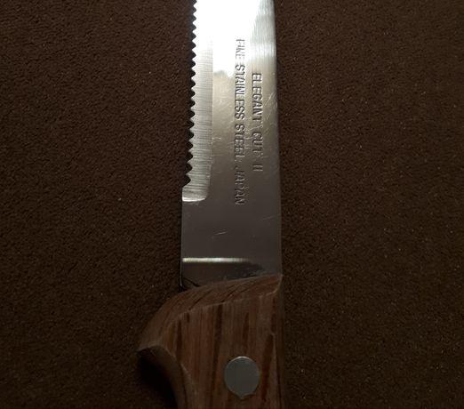 Нож пилка для хлеба Elegant cut II fine stainless steel Japan