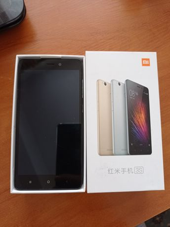 Xiaomi Redmi 3S.