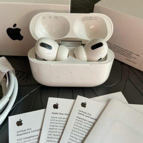 АирПодс Pro версия 2021 года Люкс Копи Apple Airpods pro Лучший аналог