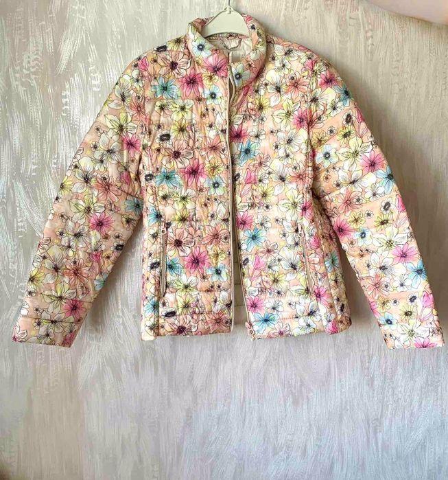 Демисезонная куртка, демісезонна куртка Zara на дівчинку 11-12 років Тернополь - изображение 1