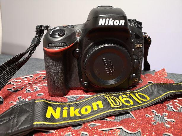 Sprzedam Nikon Body D610