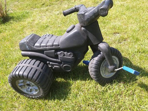 Motor dla dziecka w wieku 1-4 lat