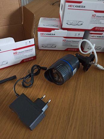 4 Kamery 1080P Lens 6 mm