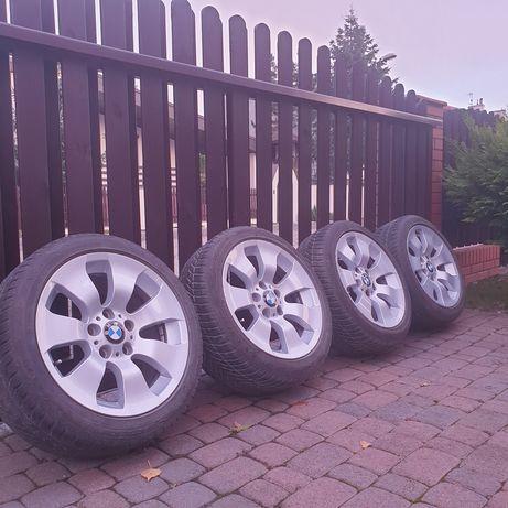 Koła BMW styling 158 R17 5×120 zimowe