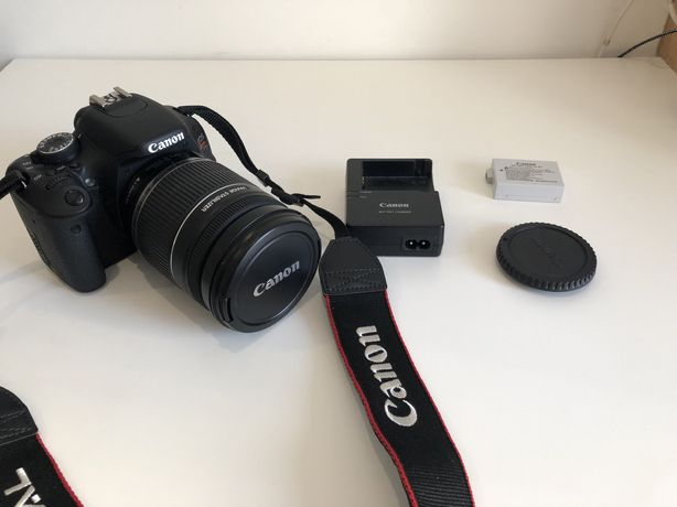 [KIT]Canon EOS Rebel t3i + Lente Canon ef-s 18-200mm Zoom f/3.5-5.6 is