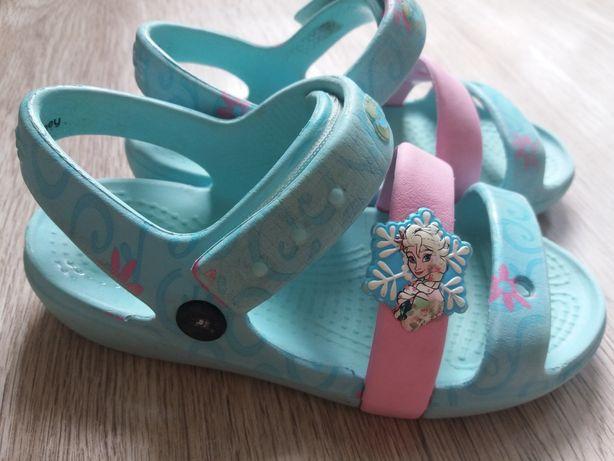 Crocs С10  Elsa босоніжки