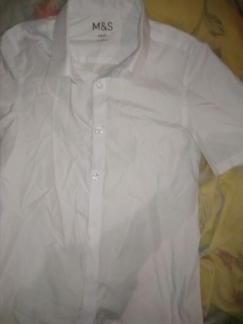 Рубашки для мальчиков 8-9лет