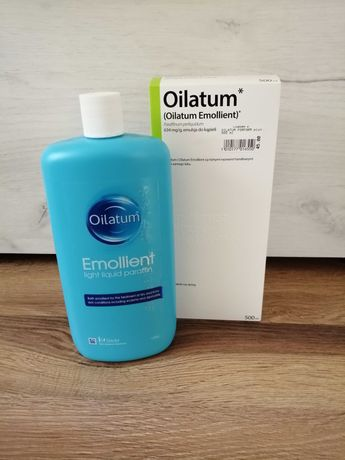 Emulsja do mycia Oilatum