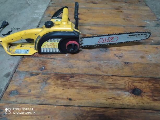 Pila elektryczna ALKO - TEXAS, pilarka do drewna