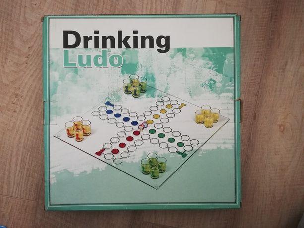 Alkochińczyk chińczyk alkohol gra z wódką dla dorosłych na imprezę