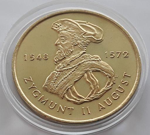 Moneta 2 zł 1996 Zygmunt II August najpiękniejszy na olx