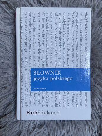 Slownik jezyka polskiego
