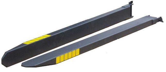 Przedłużki wideł nakładki 180 cm do wideł 100x40/45