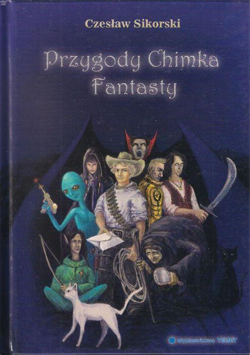 Przygody Chimka Fantasty Czesław Sikorski Kraków - image 1