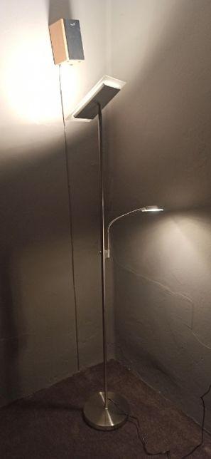 Lampa podłogowa stojaca LIVARNO led-deckenfluter 17W/3.6W 1600lm/300 l