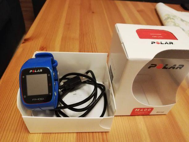 Zegarek sportowy Polar M400 GPS