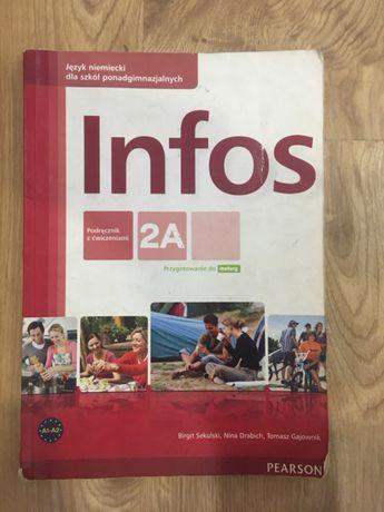 Ksiazka Infos 2A