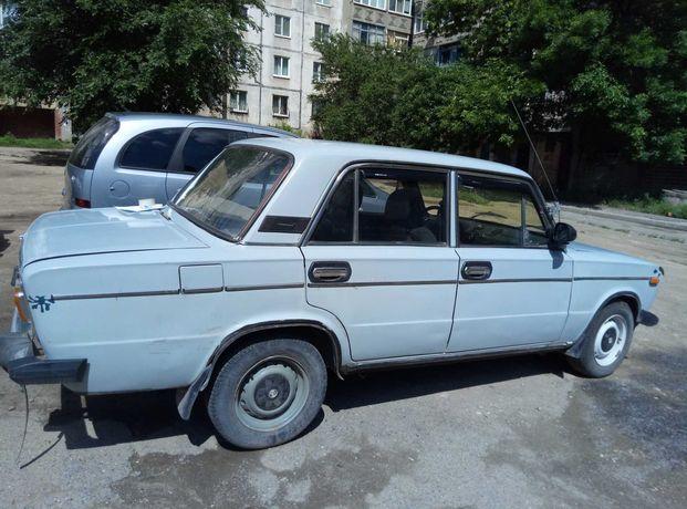 Моя первая машина