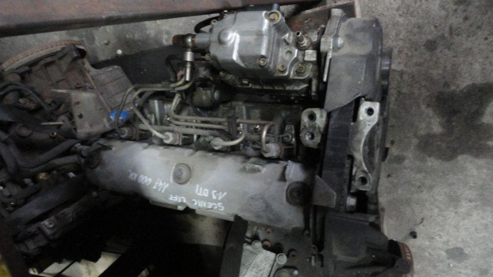 renault scenic lift silnik pompa wtryski kpl 1.9 dti F8T Łuków - image 1