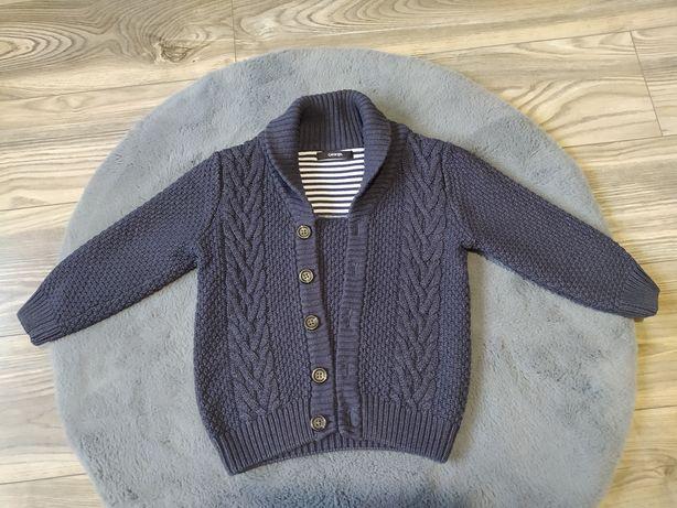 Sweterek chłopięcy, 98-104