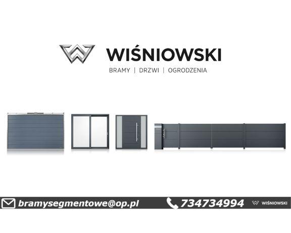 Brama Segmentowa Garażowa Bramy Segmentowe Garażowe Wrocław Legnica