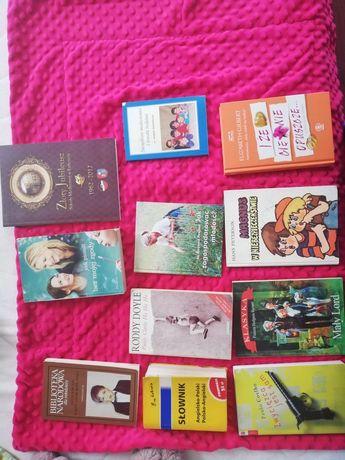 Książki różne nowe i używane
