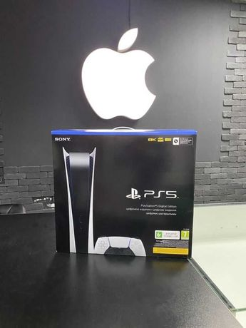 Приставка Sony PlayStation 5 825Gb Digital Edition бес дисковода