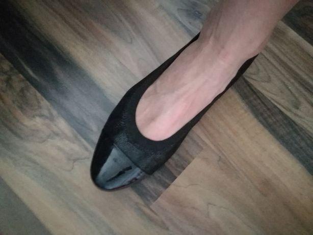 Buty balerinki Ryłko