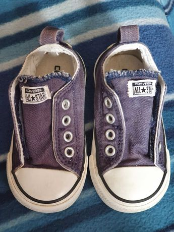 Botas adidas e AllStar bebé