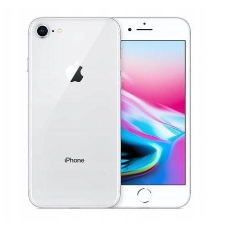 Apple iPhone 8 64gb white/silver NOWY FOLIA w pudełku