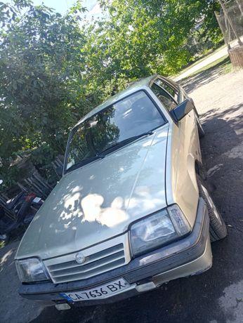 Опель аскона 1.6 дизель. Opel ascona 1987