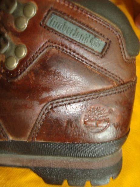 buty górskie Timberland roz 37-24 cm-Gore Tex-skóra
