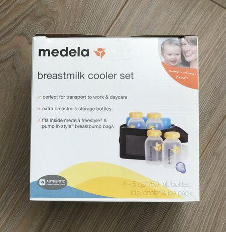Набір для зберігання грудного молока.