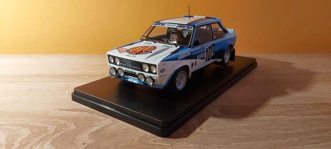 Fiat 131 Abarth 1980 skala 1:24