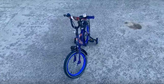 Классный детский велосипед байк один из наиболее безопасных