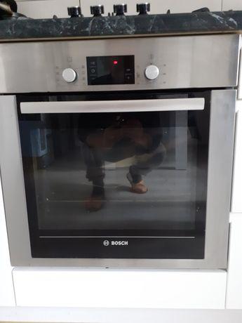 Piekarnik i kuchenka gazowa do zabudowy firmy Bosch