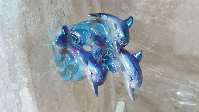 Delfiny z porcelany za 10 pln